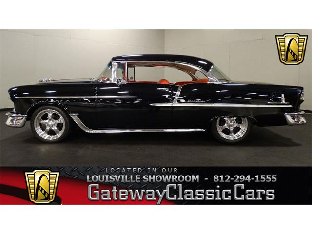 Picture of Classic '55 Chevrolet Bel Air - $59,000.00 Offered by  - ND7Z