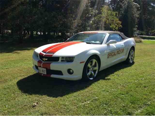 Picture of '11 Chevrolet Camaro located in Michigan - NERX