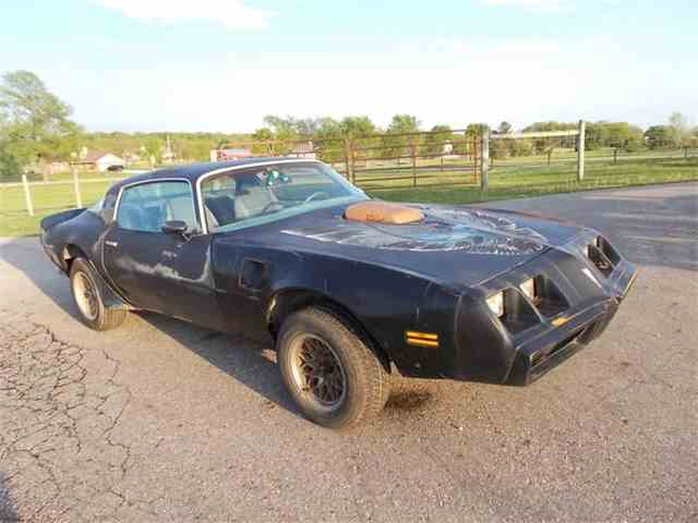 Picture of 1979 Pontiac Firebird Trans Am located in Indiana - $4,850.00 - NERY