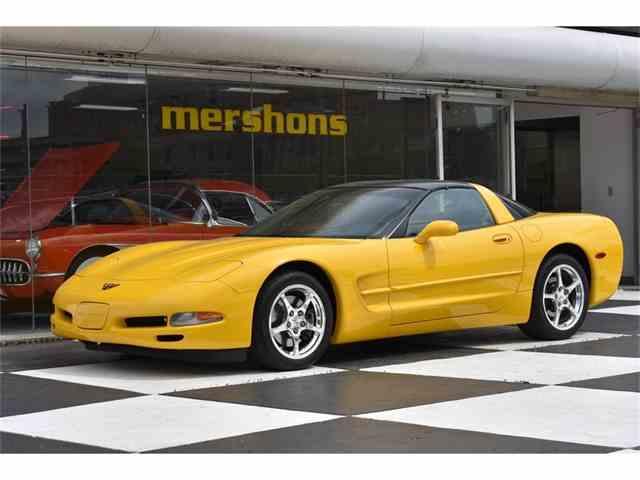 Picture of '02 Corvette - NES2