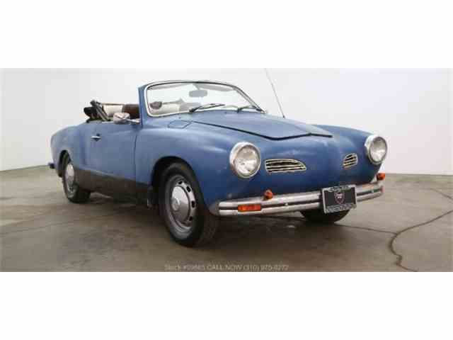 Picture of '73 Volkswagen Karmann Ghia located in California - $6,950.00 - NES9
