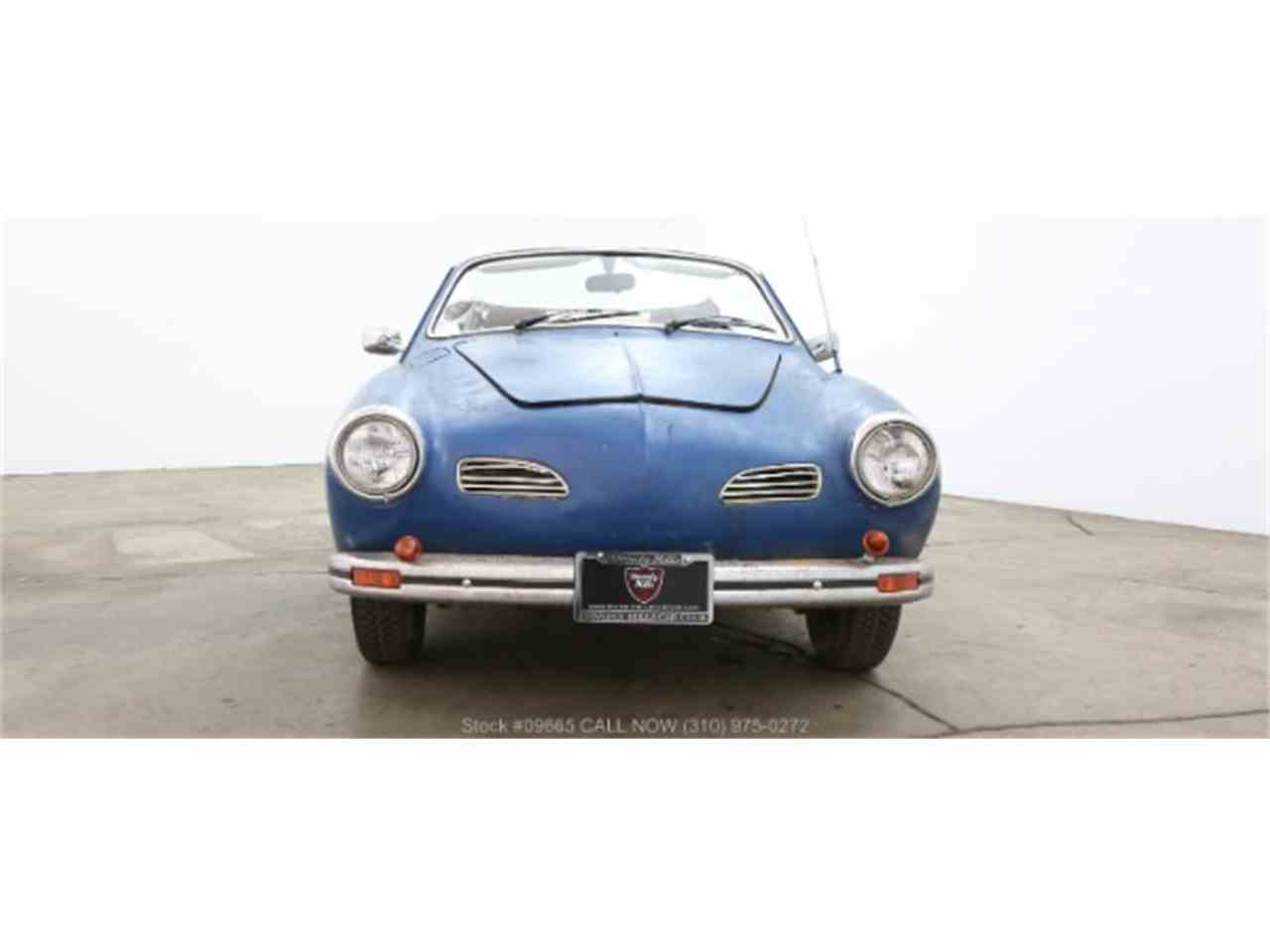 Large Picture of '73 Volkswagen Karmann Ghia Offered by Beverly Hills Car Club - NES9