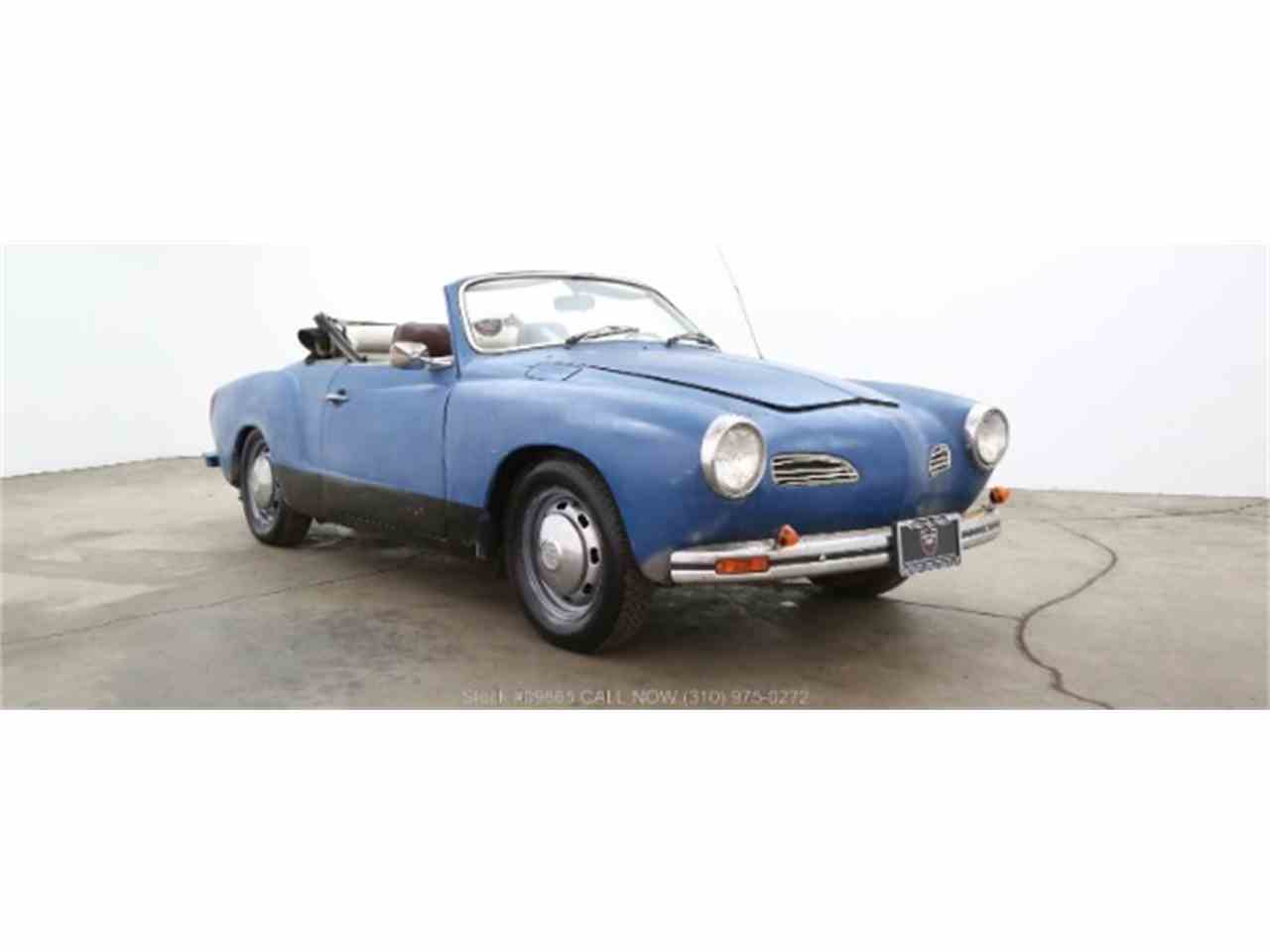 Large Picture of Classic 1973 Karmann Ghia Offered by Beverly Hills Car Club - NES9