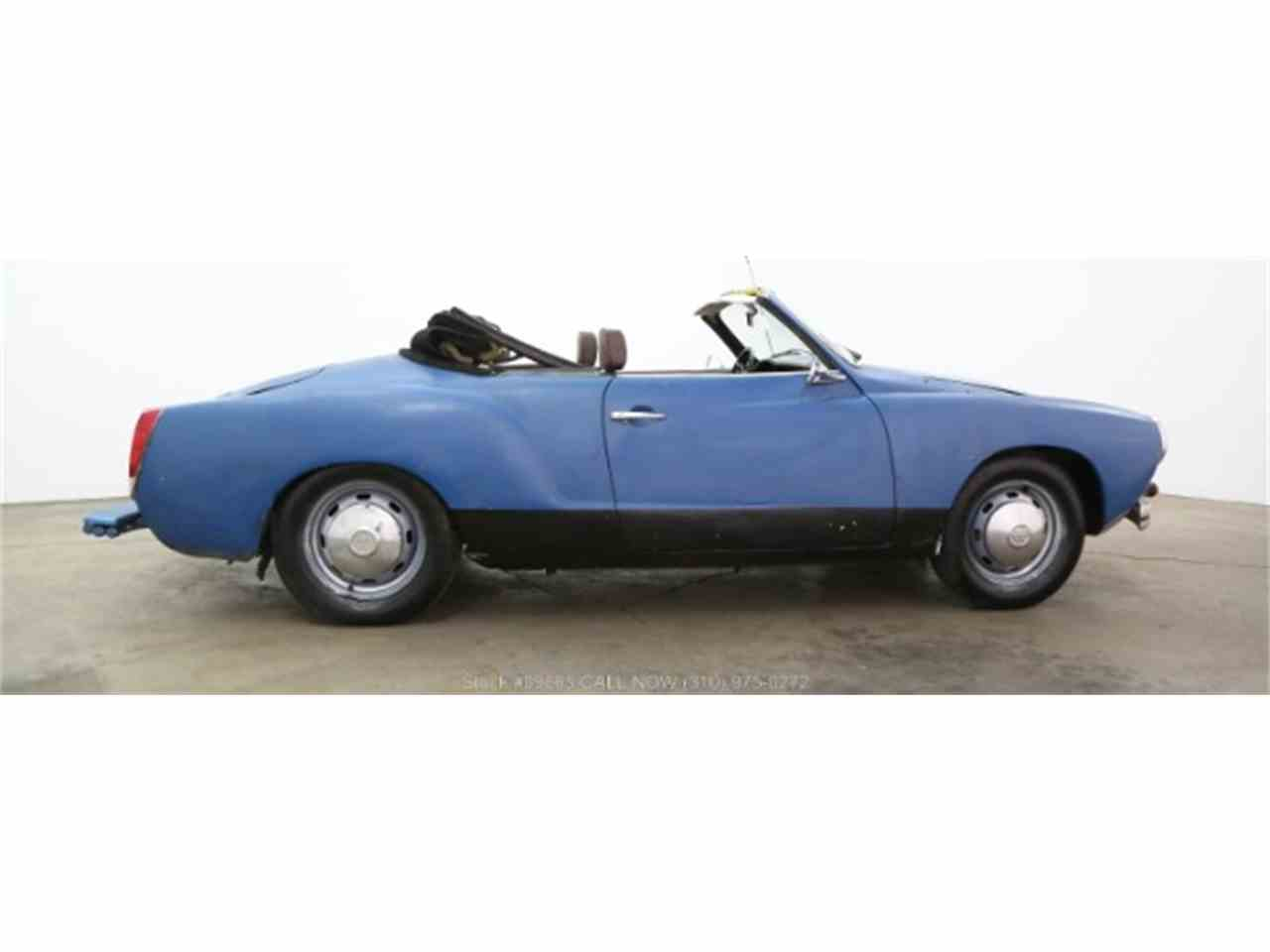 Large Picture of Classic 1973 Karmann Ghia - NES9
