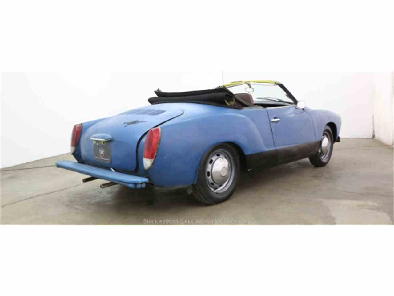 Large Picture of 1973 Volkswagen Karmann Ghia located in California - NES9