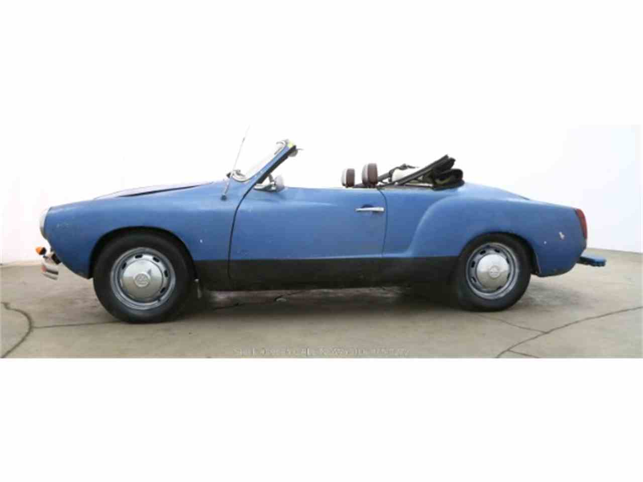 Large Picture of Classic '73 Volkswagen Karmann Ghia - $8,950.00 - NES9