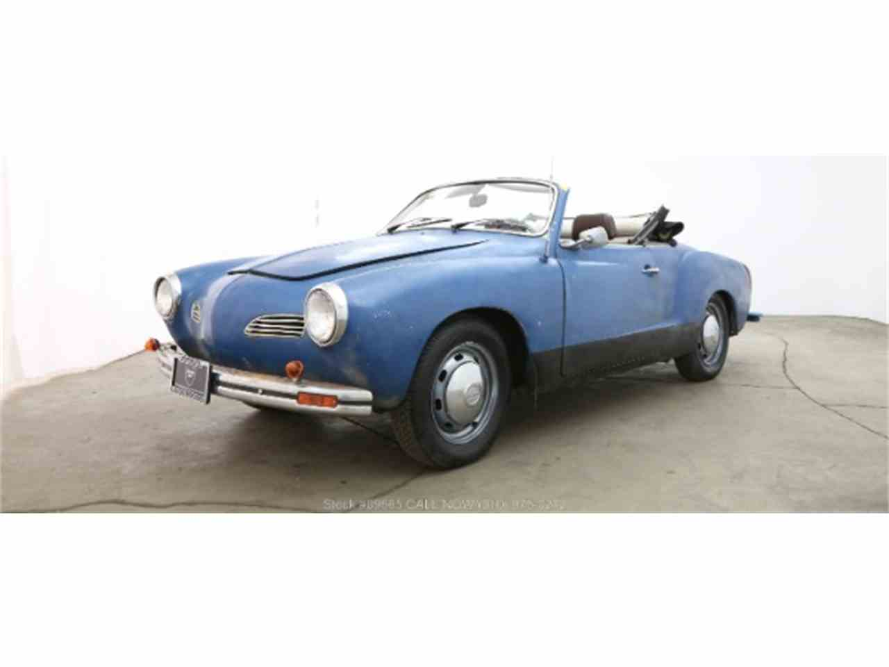 Large Picture of 1973 Volkswagen Karmann Ghia Offered by Beverly Hills Car Club - NES9