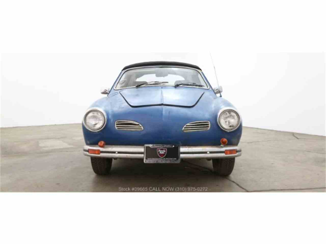 Large Picture of 1973 Karmann Ghia Offered by Beverly Hills Car Club - NES9