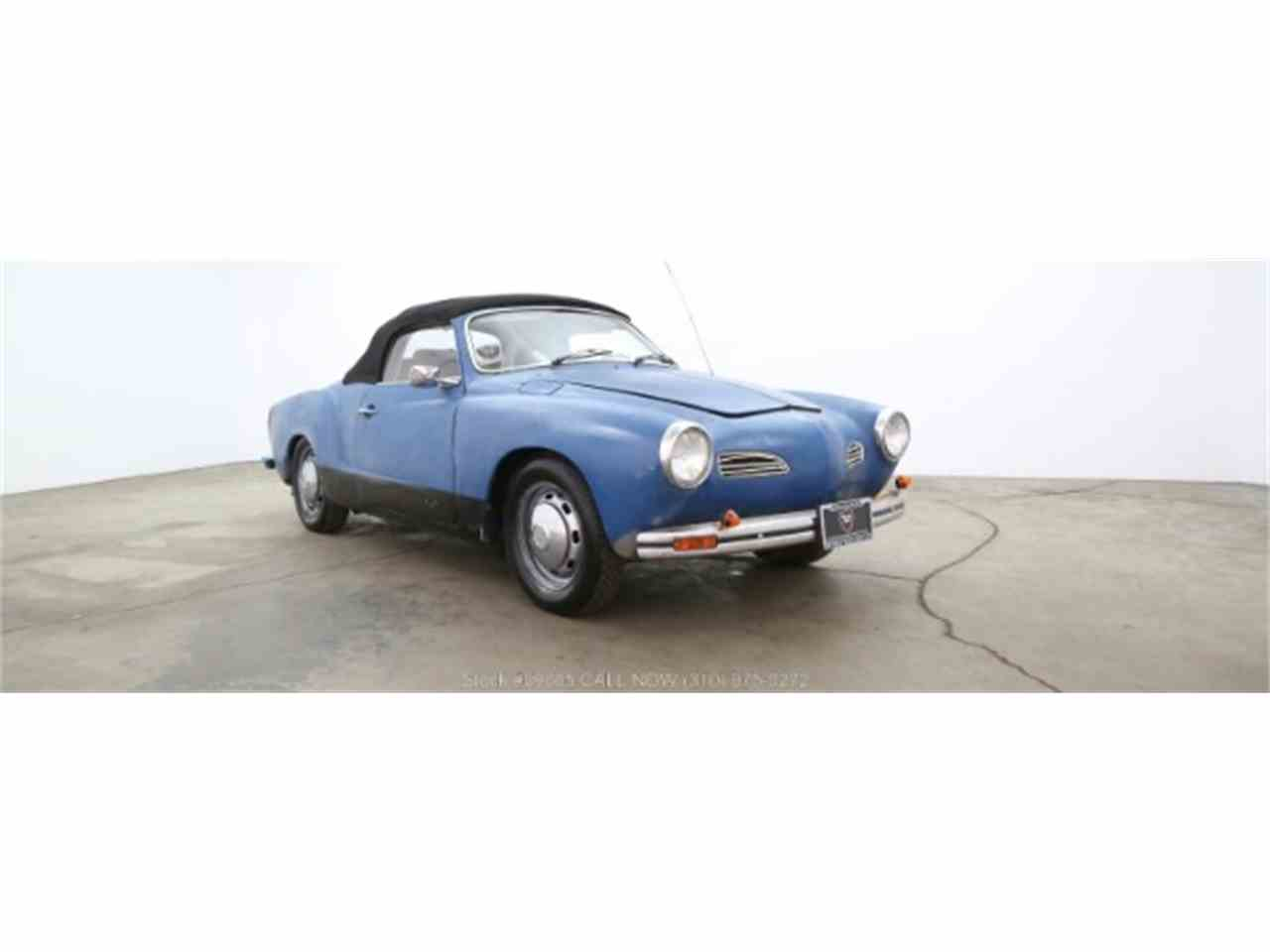 Large Picture of 1973 Karmann Ghia - NES9