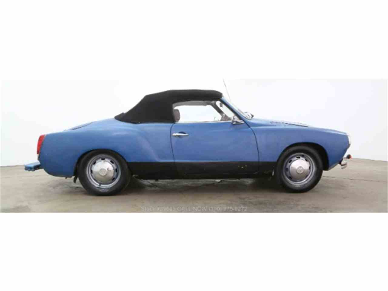 Large Picture of '73 Karmann Ghia located in Beverly Hills California Offered by Beverly Hills Car Club - NES9