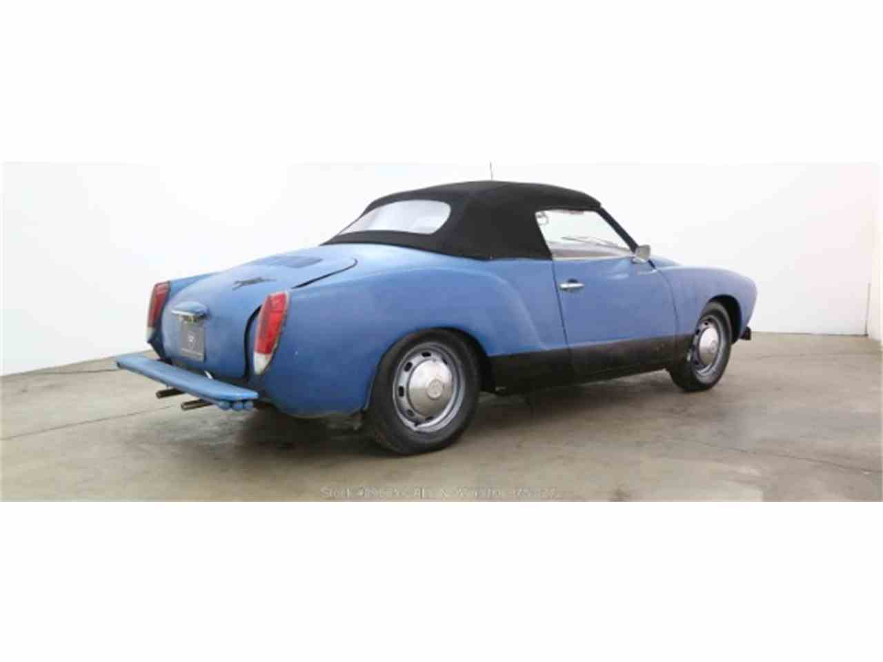Large Picture of Classic 1973 Volkswagen Karmann Ghia located in California - $8,950.00 - NES9