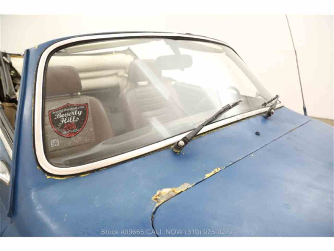 Large Picture of '73 Volkswagen Karmann Ghia located in California - $8,950.00 - NES9