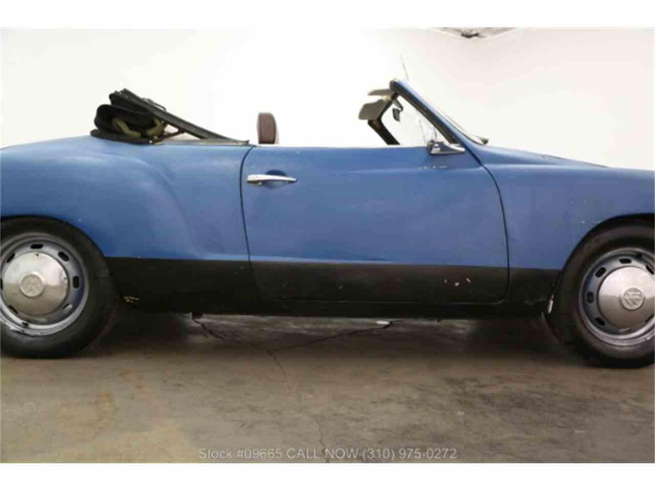 Large Picture of 1973 Volkswagen Karmann Ghia - NES9