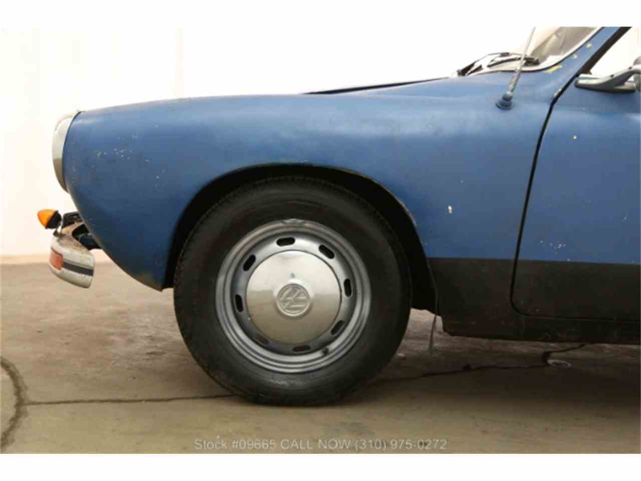 Large Picture of Classic 1973 Volkswagen Karmann Ghia located in California - NES9