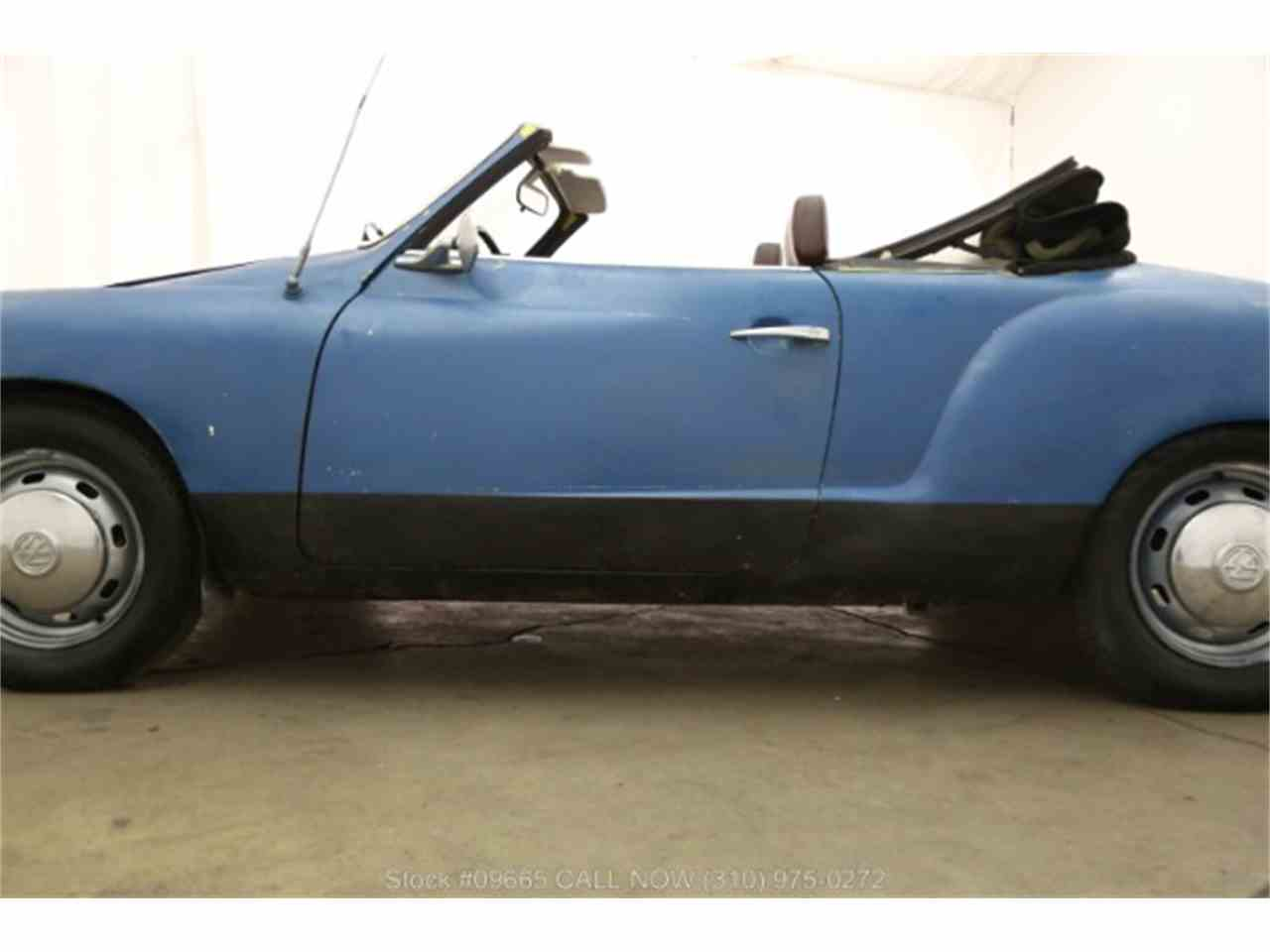 Large Picture of Classic '73 Volkswagen Karmann Ghia located in California - $8,950.00 - NES9