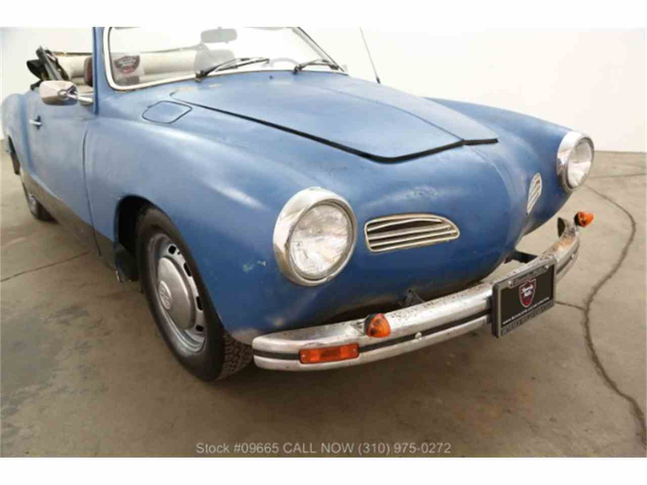 Large Picture of '73 Volkswagen Karmann Ghia - NES9