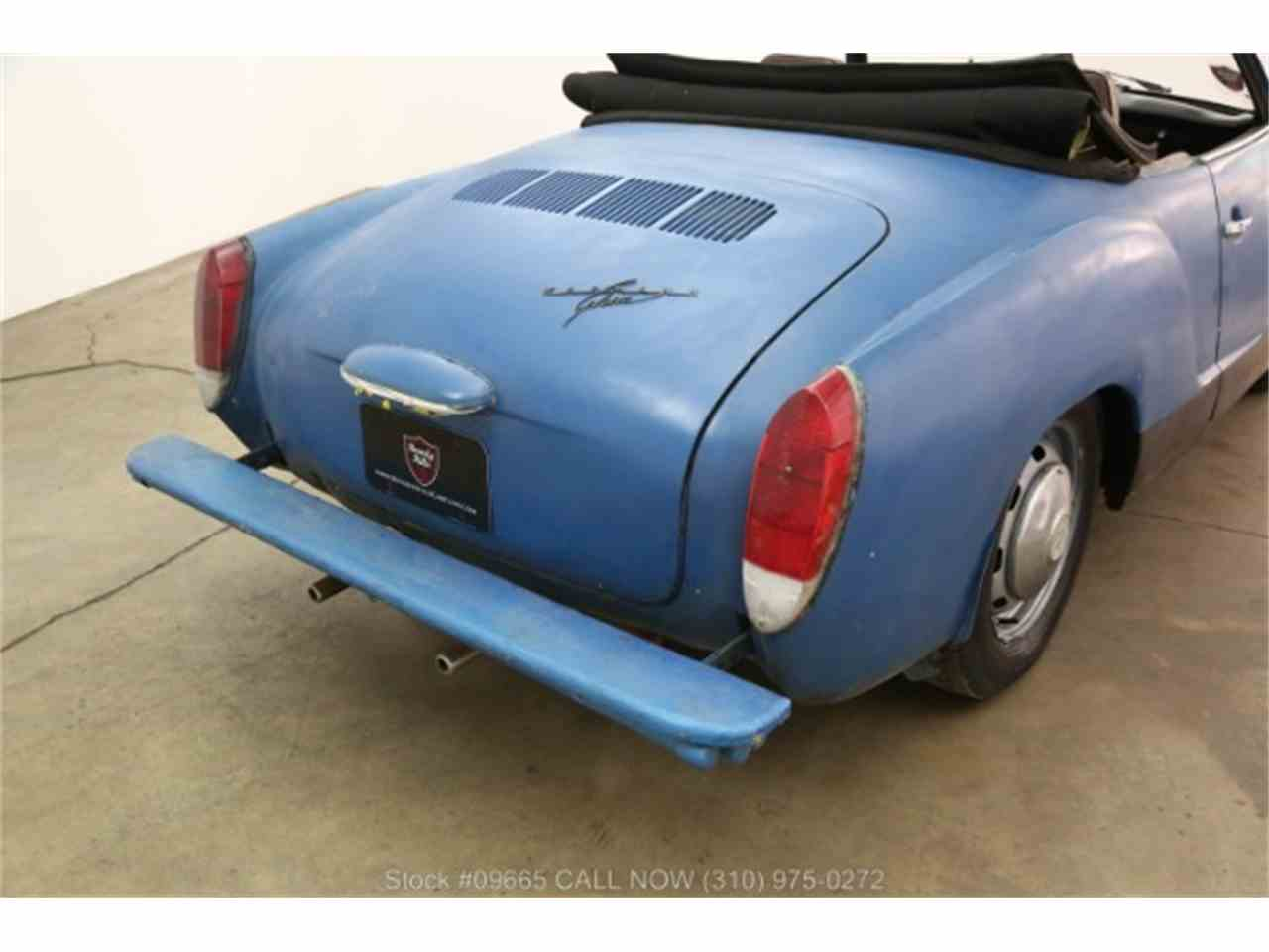 Large Picture of 1973 Karmann Ghia located in Beverly Hills California - $8,950.00 - NES9