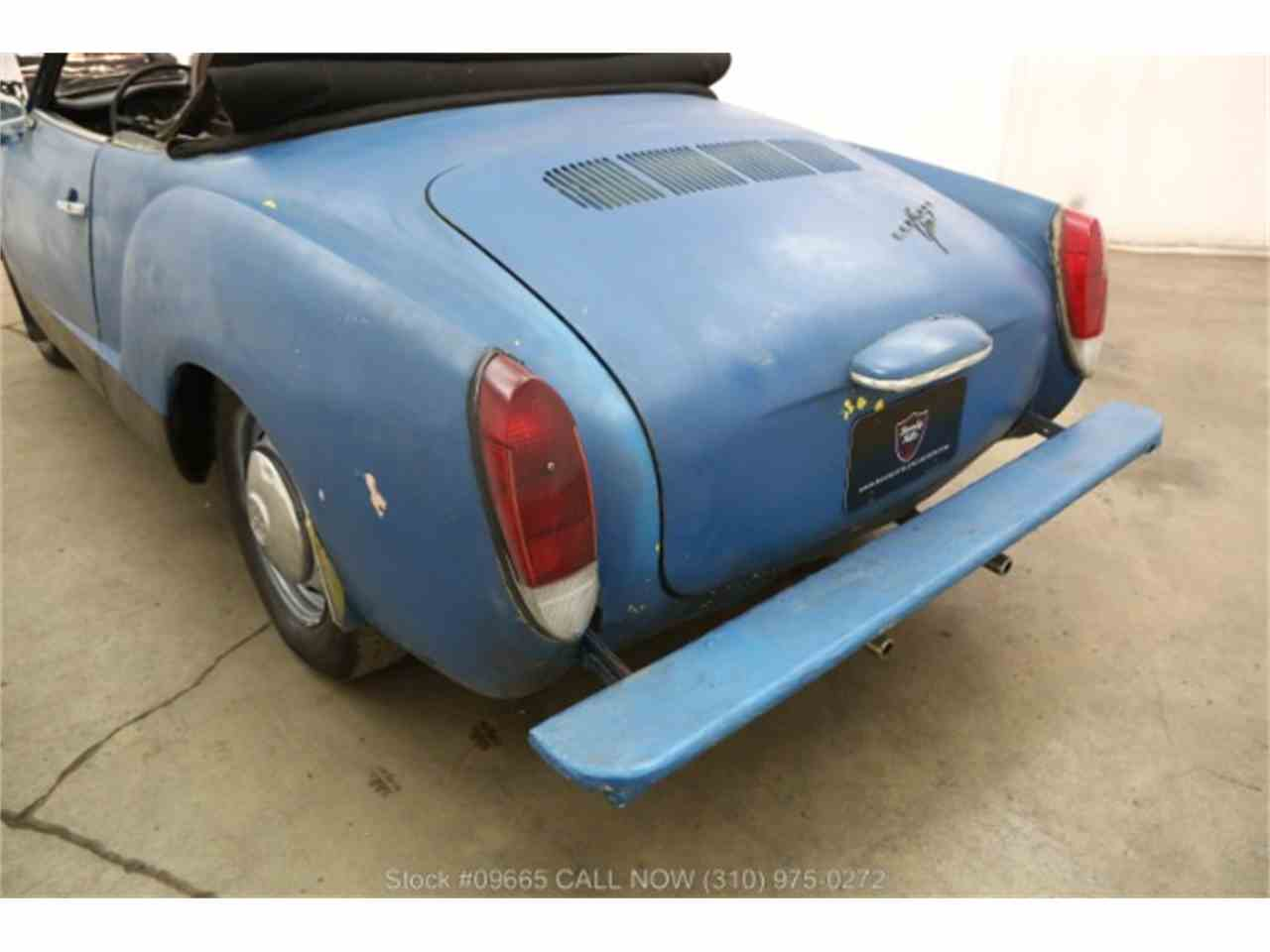 Large Picture of '73 Volkswagen Karmann Ghia - $8,950.00 - NES9