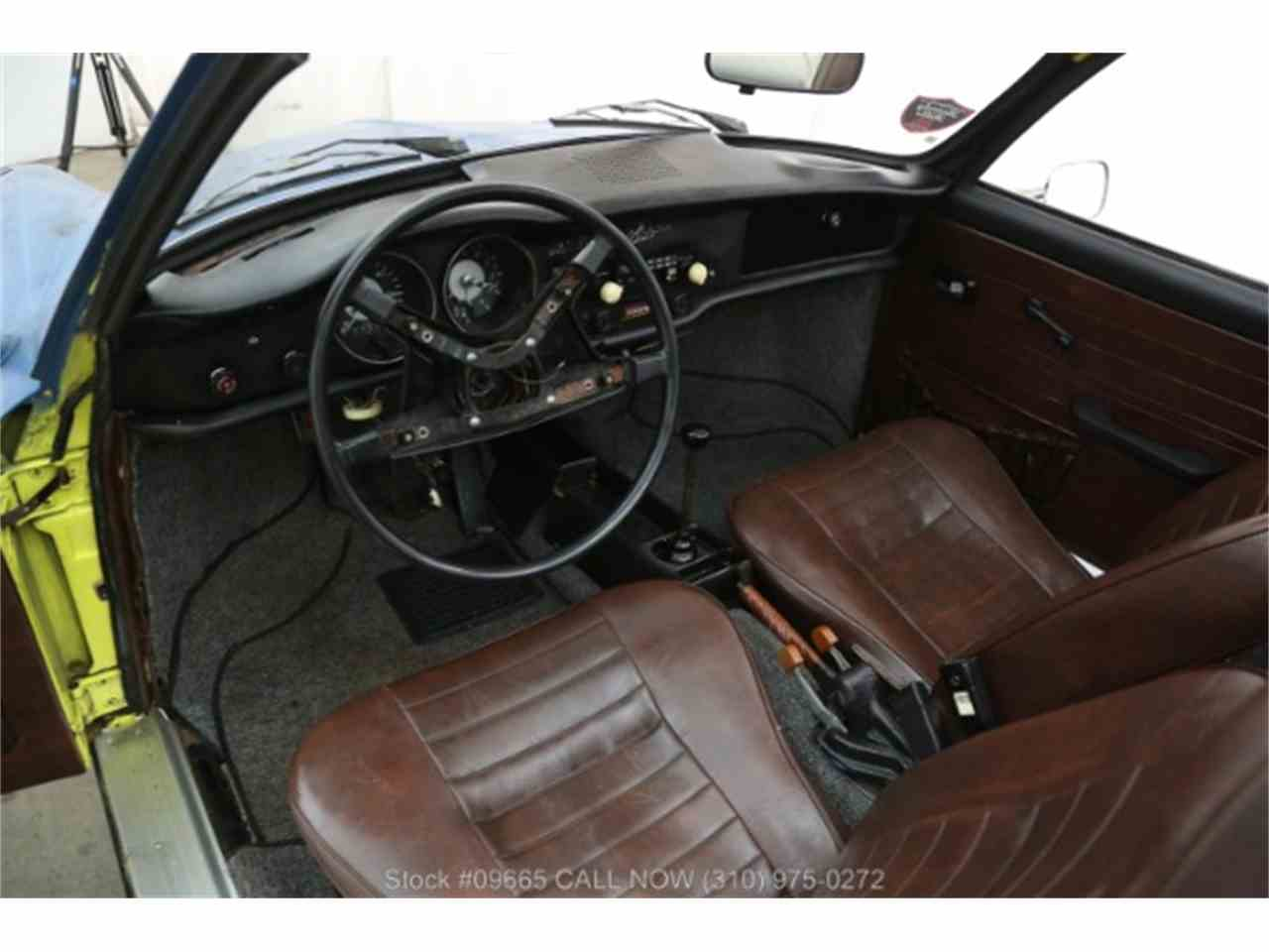 Large Picture of '73 Volkswagen Karmann Ghia located in California Offered by Beverly Hills Car Club - NES9