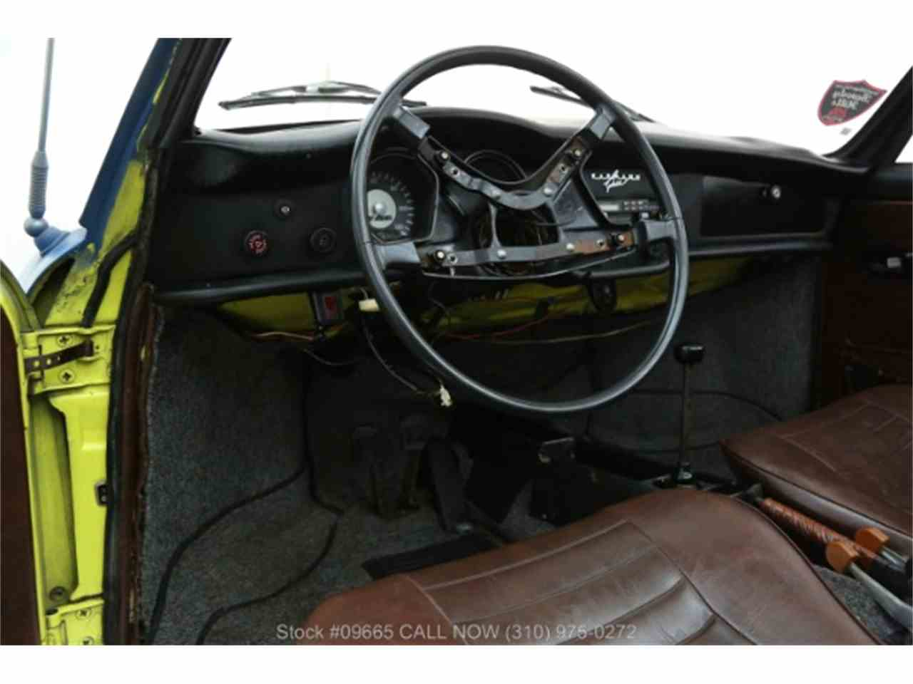 Large Picture of '73 Volkswagen Karmann Ghia located in Beverly Hills California Offered by Beverly Hills Car Club - NES9