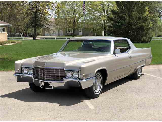 Picture of '69 Coupe DeVille - NESD