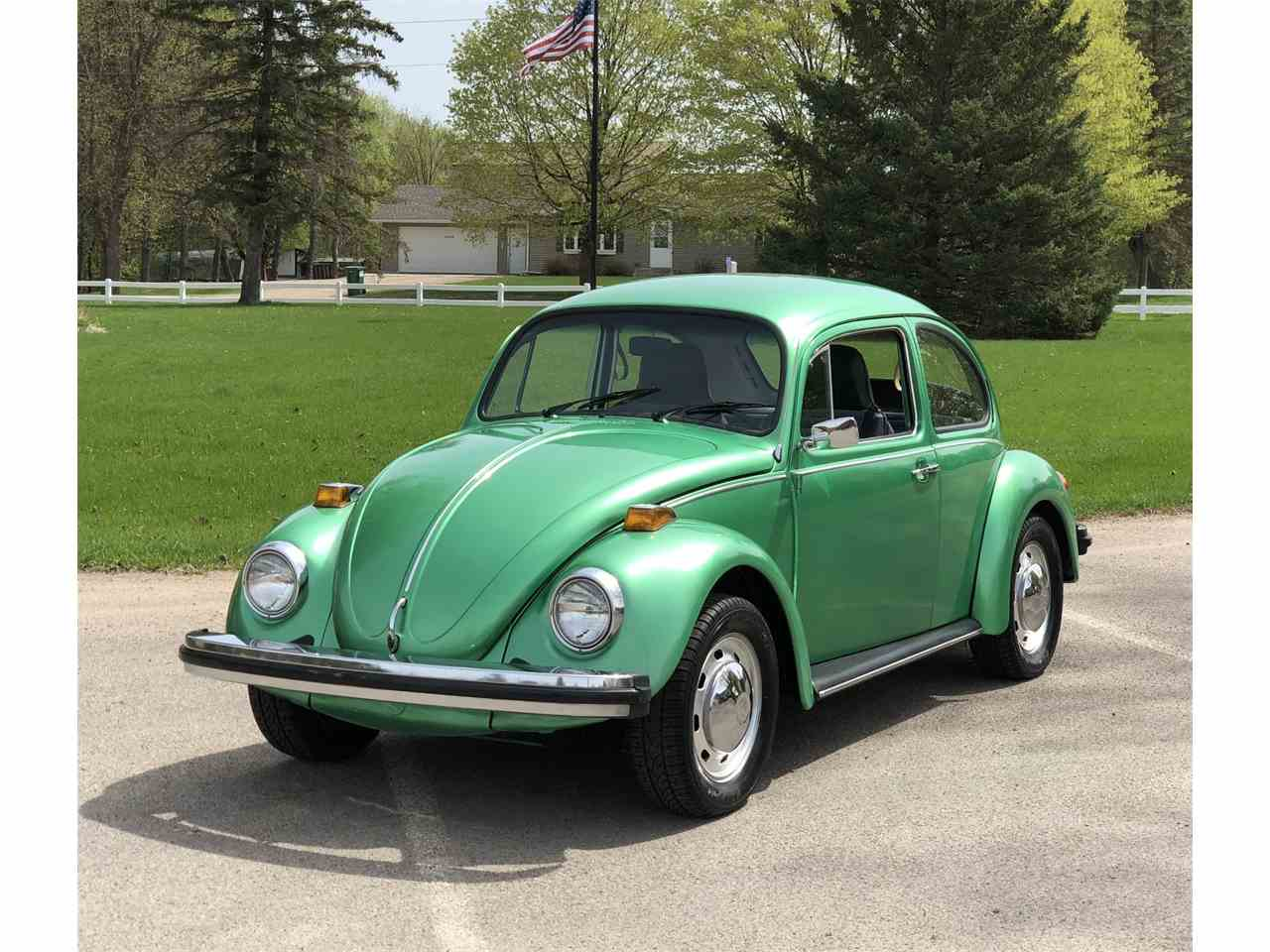Large Picture of 1974 Volkswagen Beetle Offered by Silver Creek Classics - NESE