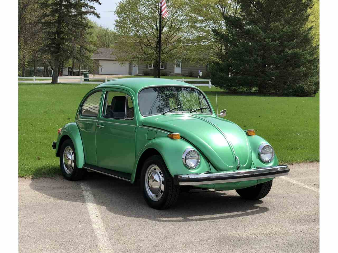 Large Picture of '74 Volkswagen Beetle located in Maple Lake Minnesota - $9,950.00 - NESE
