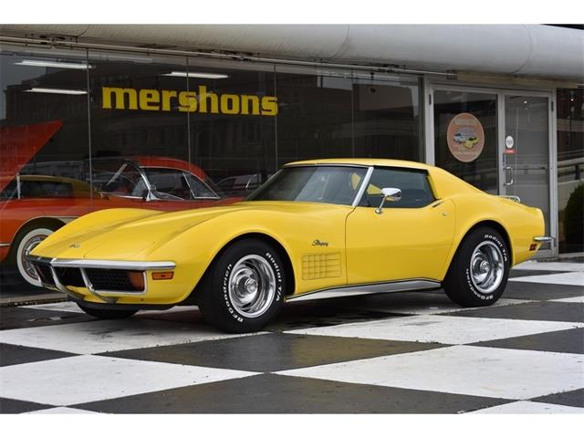 Picture of 1972 Chevrolet Corvette - NESH