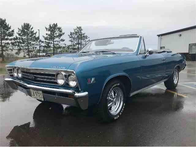 Picture of Classic '67 Chevelle located in Michigan - $50,995.00 Offered by  - NESQ