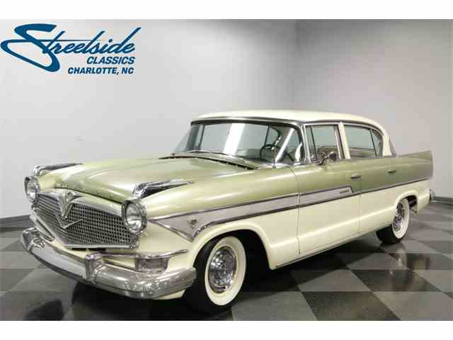 Picture of 1957 Hudson Hornet located in North Carolina - $22,995.00 Offered by  - NETH