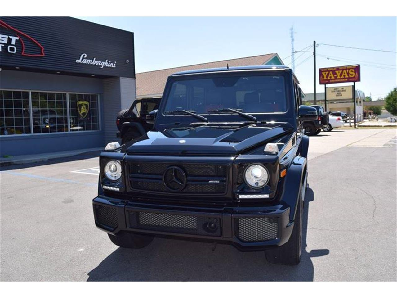 Large Picture of '16 G-Class - NETI