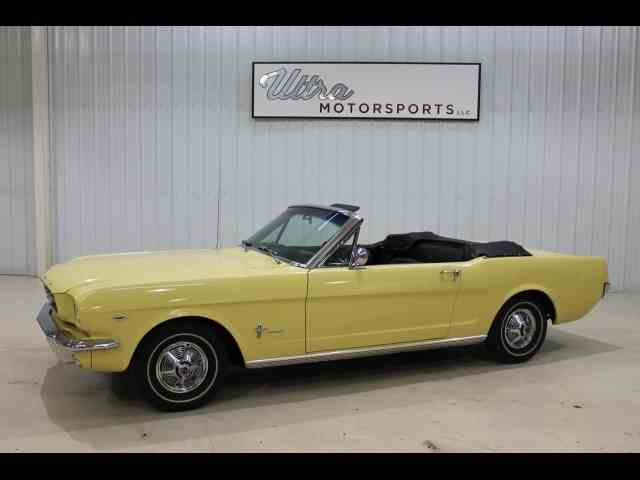 Picture of Classic 1965 Ford Mustang - NETK