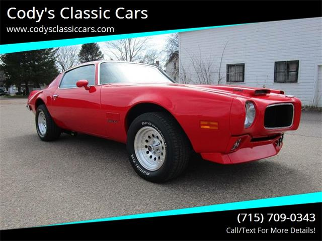 Picture of '71 Firebird located in Stanley Wisconsin - ND86