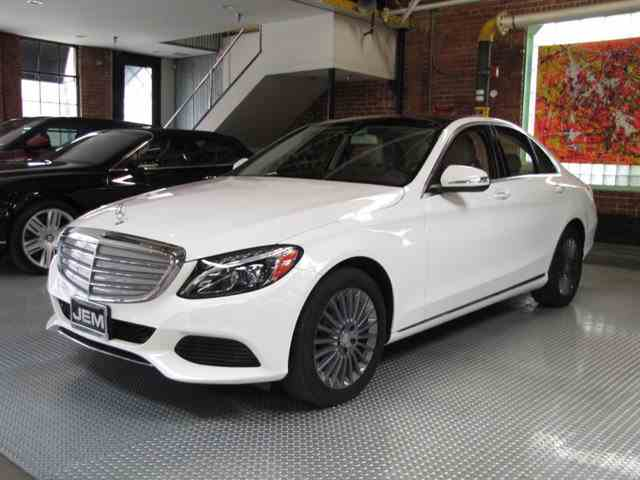 Picture of '15 C-Class located in Hollywood California - $26,450.00 Offered by  - NETV