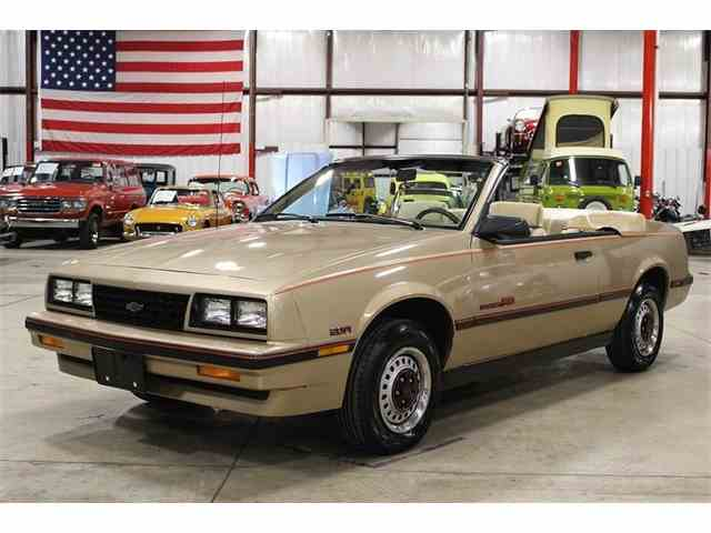 Picture of 1986 Cavalier located in Michigan Offered by  - NETY
