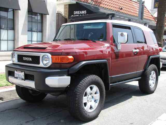 Picture of '08 FJ Cruiser - NEU1