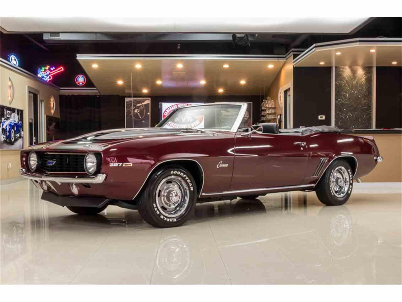 1969 Chevrolet Camaro for Sale | ClassicCars.com | CC-1092317