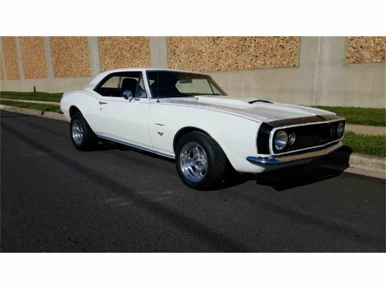 Large Picture of Classic '67 Chevrolet Camaro Offered by Carlisle Auctions - NEU9