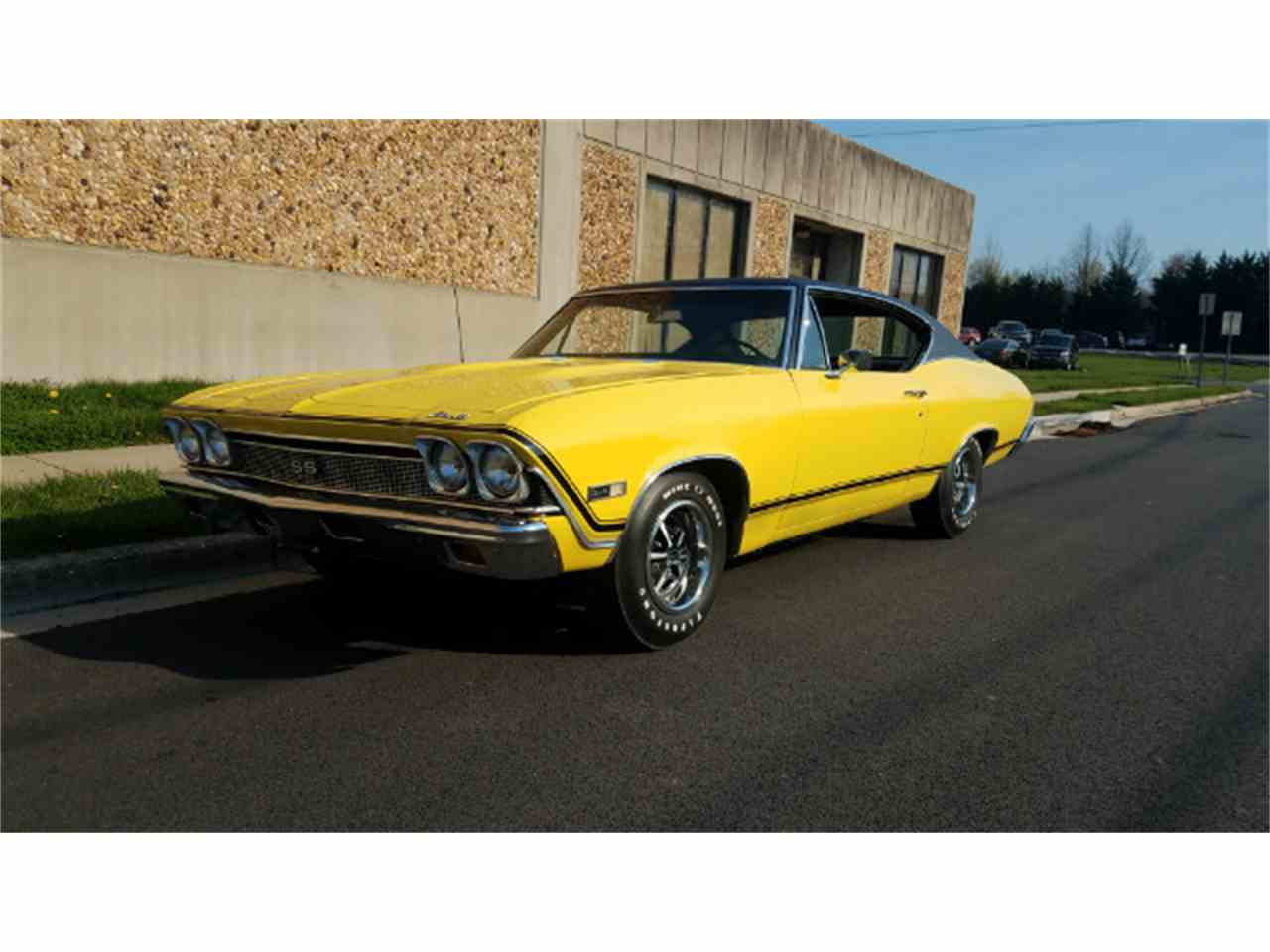 Large Picture of 1969 Chevrolet Chevelle SS Auction Vehicle Offered by Carlisle Auctions - NEUB