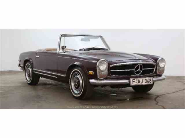 Picture of '68 Mercedes-Benz 250SL - $42,500.00 Offered by  - NEUF