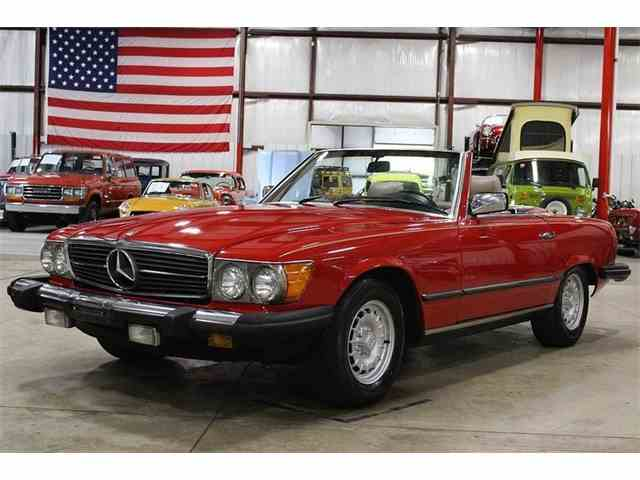 Picture of '83 380SL located in Michigan Offered by  - NEUJ