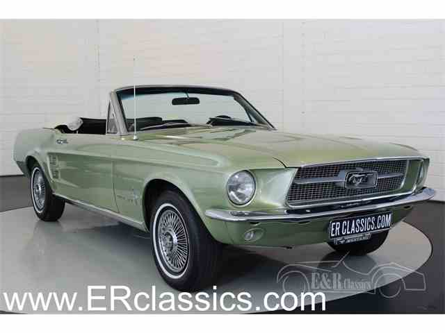 Picture of '67 Mustang - NEV0