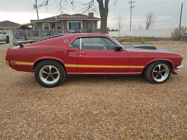 Picture of '69 Ford Mustang Mach 1 - $42,500.00 Offered by a Private Seller - NEVD