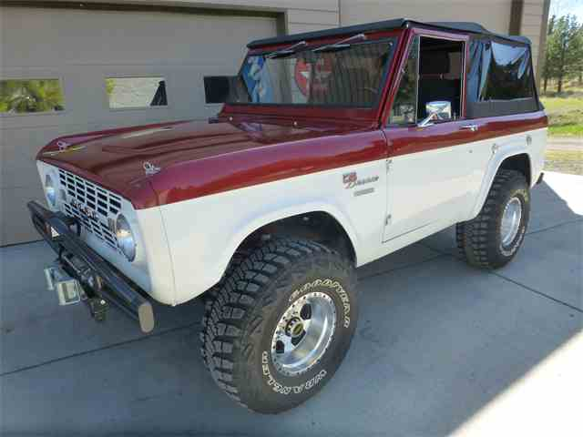 Picture of '68 Ford Bronco - $26,995.00 Offered by  - NEVF