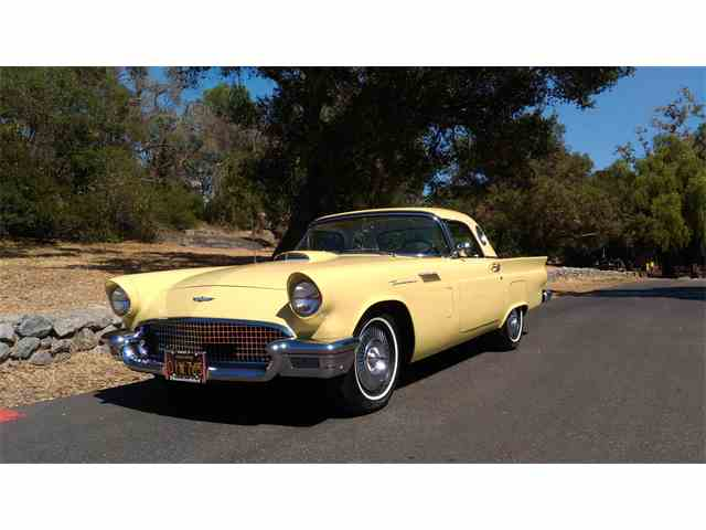 Picture of 1957 Ford Thunderbird located in California - $35,000.00 Offered by a Private Seller - NEVH