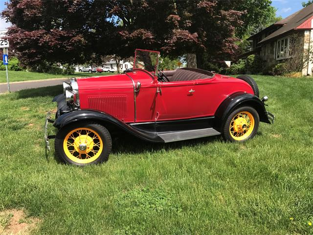 Picture of Classic 1930 Roadster located in Fairless Hills Pennsylvania - $24,999.00 - NEVL