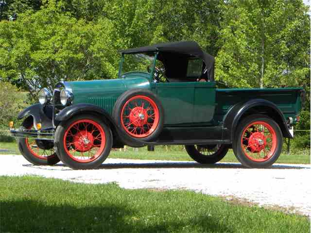 Picture of '28 Model A - NEW6