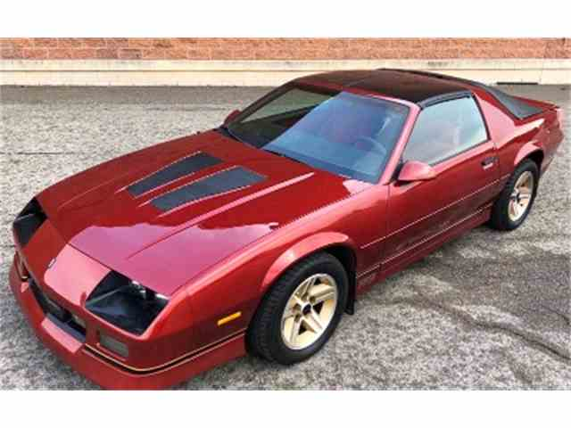 Picture of '86 Chevrolet Camaro located in Illinois - $15,500.00 Offered by  - NEW8