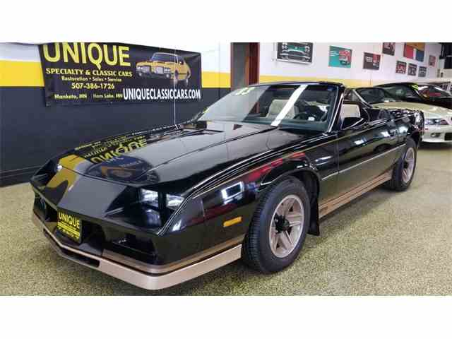 Picture of '83 Camaro located in Mankato Minnesota Offered by  - NEWD
