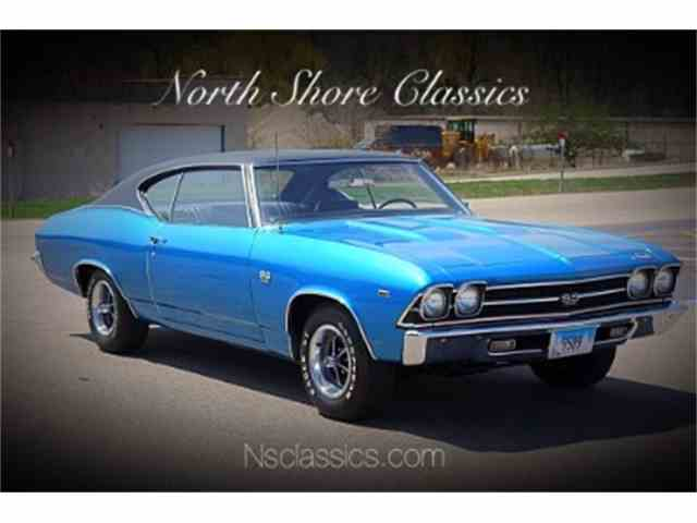 Picture of '69 Chevelle - NEWF